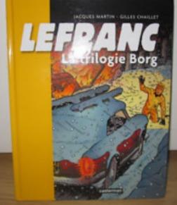 Les éditions spéciales de Lefranc - Page 2 Trilog10