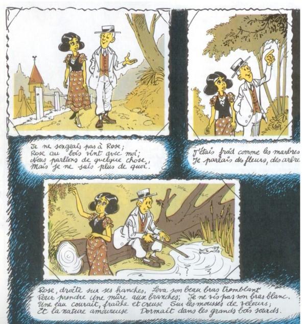Poésie et bande dessinée Waltha10