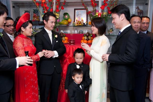 Đám cưới con cô NHUNG Wed210