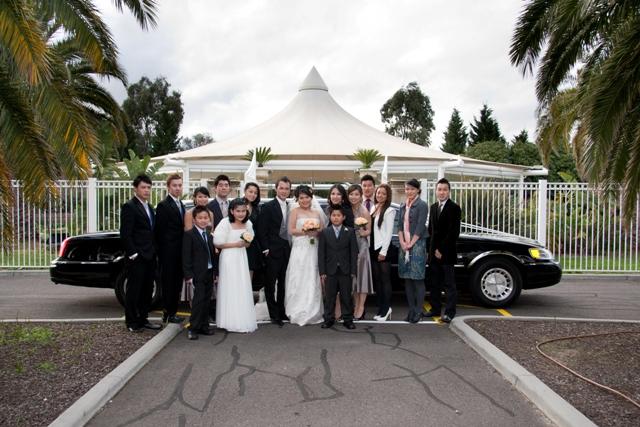 Đám cưới con cô NHUNG Wed410