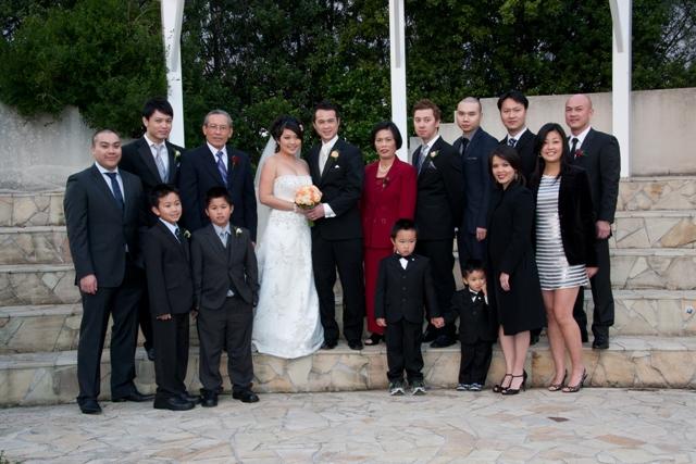 Đám cưới con cô NHUNG Wed611