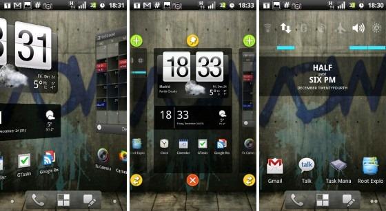 [REGROUPEMENT] Les launcher (home/bureaux) Android Adw-la10