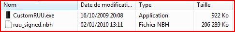 [AIDE] ActivSync ne marche plus après un HSPL [Résolu], de plus je suis perdu avec la MAJ ROM radio (Bug 0%) ! [Résolu] :/ Captur10