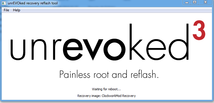 [TUTO] unrEVOked 3.32 : Rooter et Installer un recovery permanent (ANDROID toute version) Captur21