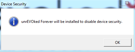[TUTO] unrEVOked 3.32 : Rooter et Installer un recovery permanent (ANDROID toute version) - Page 5 Captur24