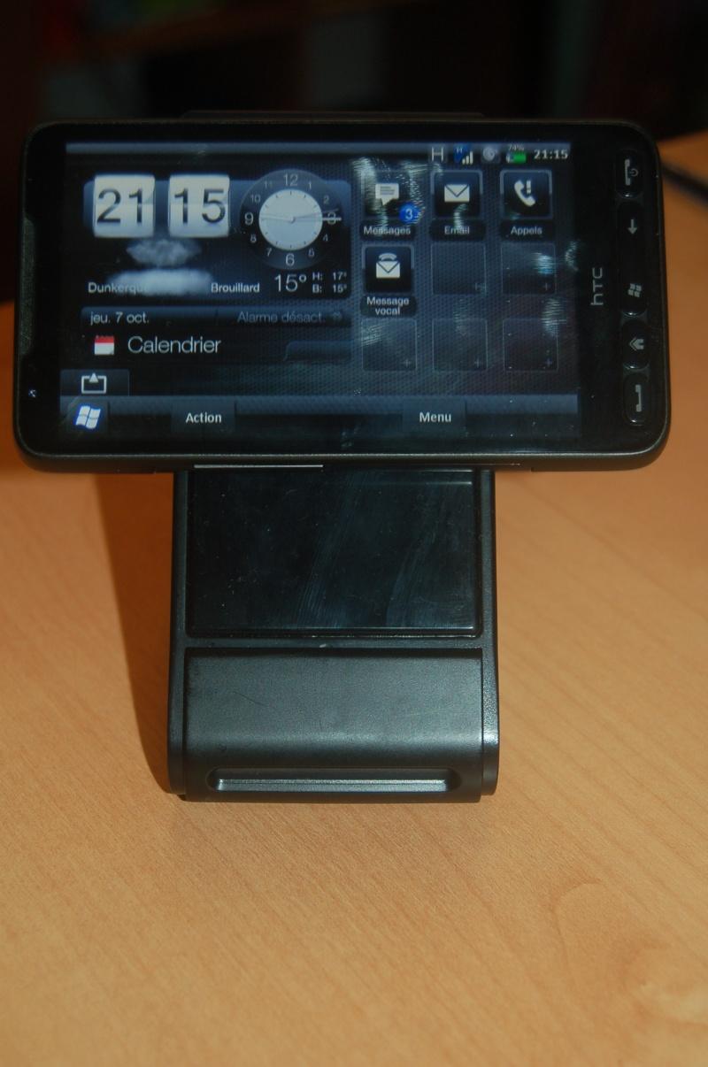 [MOBILEFUN.FR] Test d'une station d'accueil : le Desk Genie sur Génération mobiles Dsc_0020