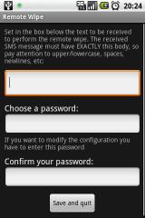 [SOFT] Remote wipe comment éffacer vos données à distance[Gratuit] Remote10