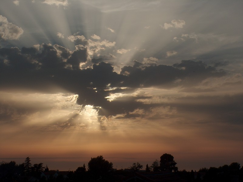 Coucher de soleil Hpim0415