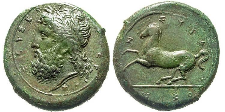 Dilitron de Timoleon (Sicilia, Siracusa). 187
