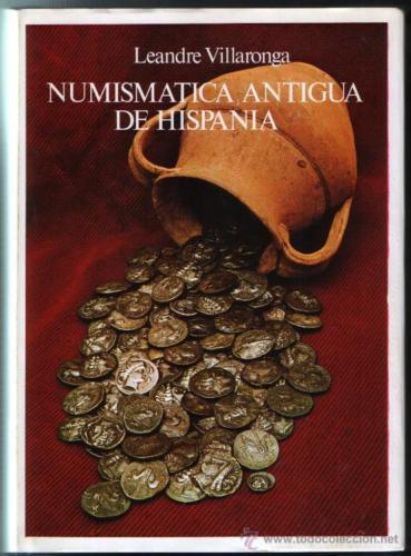 Numismatica antigua de Hispania - Villaronga. A12