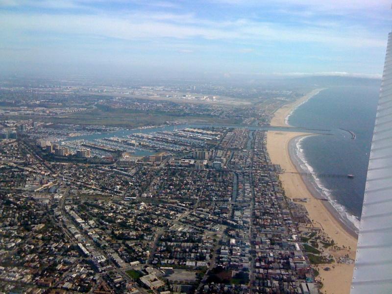 Vol IFR, bi-moteur au départ de Santa Monica (Californie) Img_1310