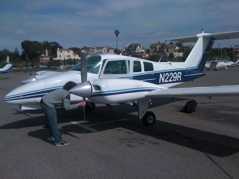 Vol IFR, bi-moteur au départ de Santa Monica (Californie) Img_1311