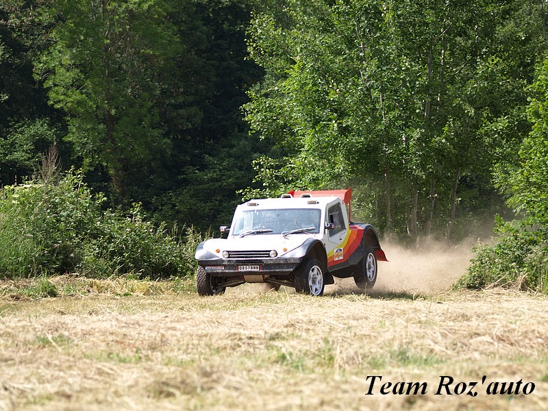 Photos/Video of Rick & Sandra Mann, English Rainbow Car 23 P5229715