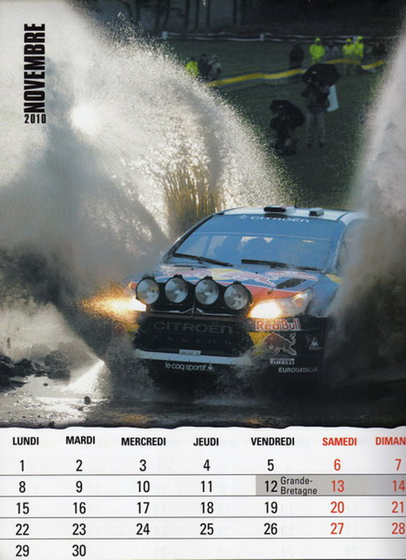 Calendriers 2010 - Page 4 Novemb10