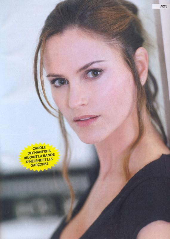 Carole Dechantre [Ingrid] Magazi10