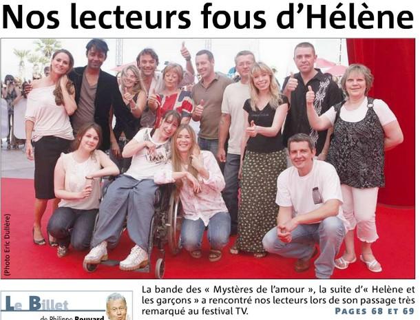 Nos lecteurs fou d'Hélène  News5010