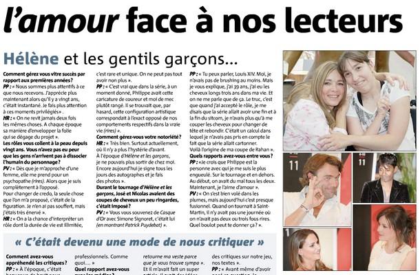 Nos lecteurs fou d'Hélène  News5013