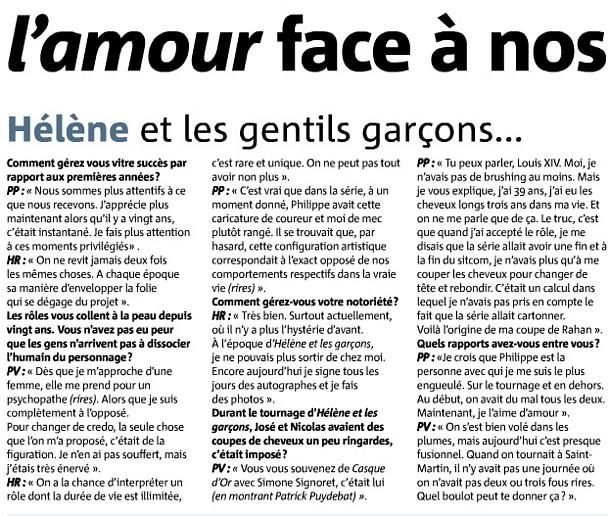 Nos lecteurs fou d'Hélène  News5014