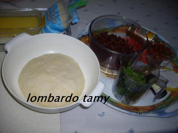 Melloui ou Malloui Marocain au raisins secs et fruits confits  Sdc11711