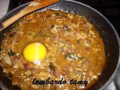 Maloui ou Meloui Marocain au blanc de poulet et miel (salé sucré) Sdc18812