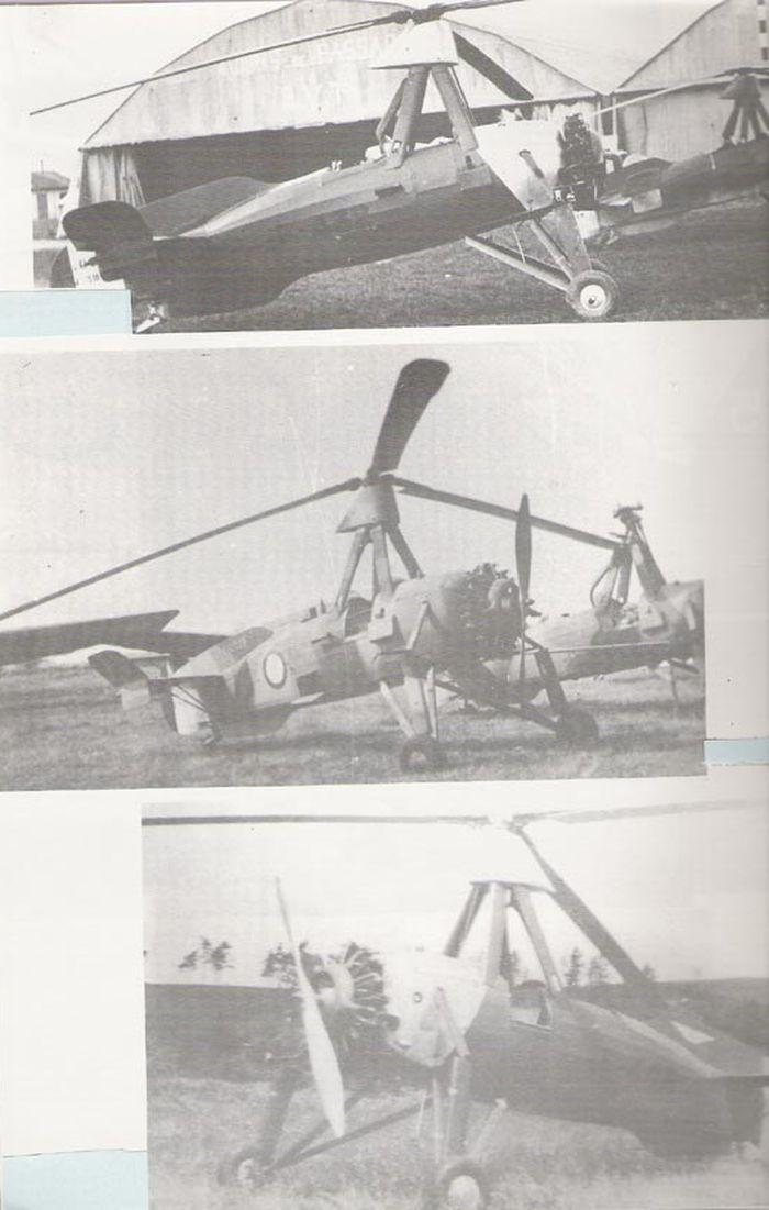 Quel est cet aéronef ? Autogy10
