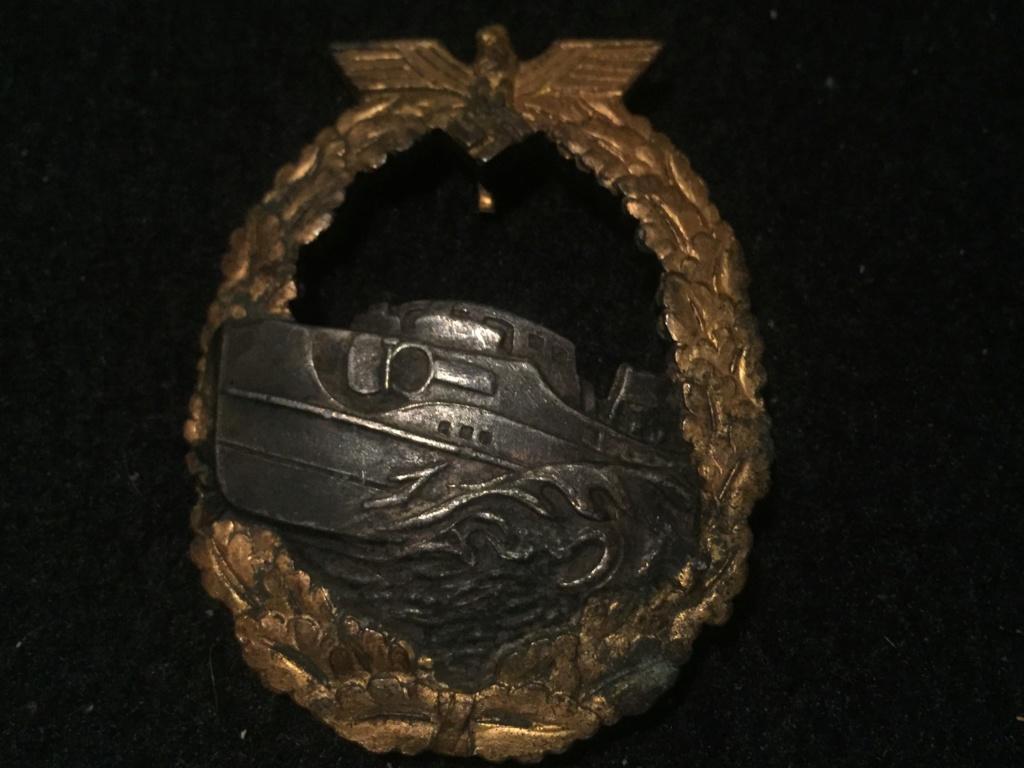 Insigne des destroyers Kriegsmarine Bacqueville - Page 2 Ba801310