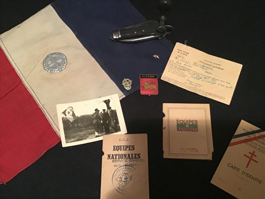 Les Equipes Nationales du Régime de Vichy - Page 2 Ef33b310