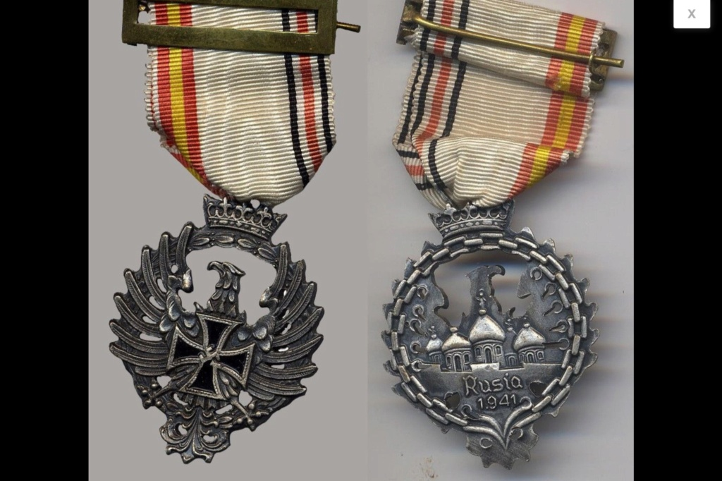 Medaille division Azul Image25