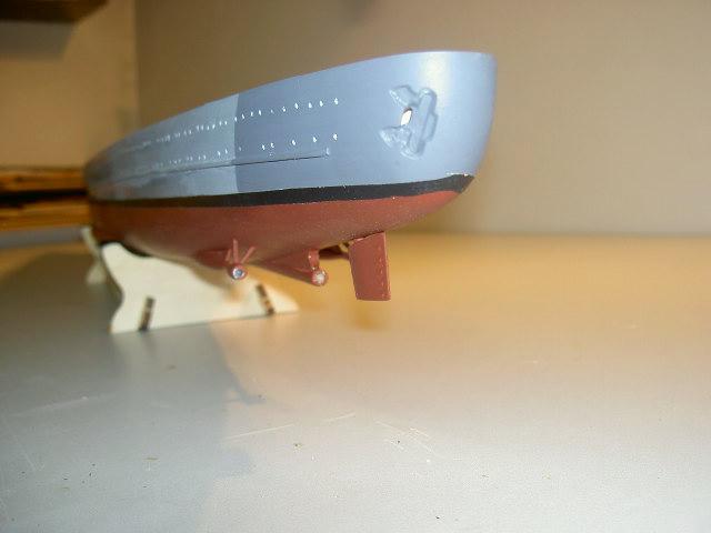 Prinz Eugen 1:200 von Hachette, gebaut von Herbie - Seite 7 Pict3617