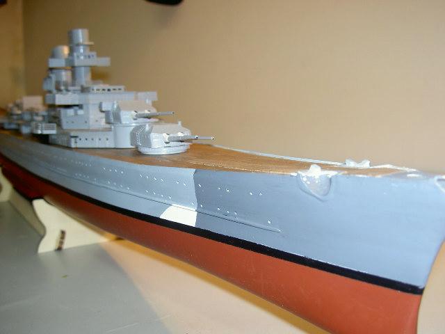 Prinz Eugen 1:200 von Hachette, gebaut von Herbie - Seite 7 Pict3620
