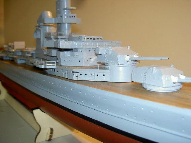 Prinz Eugen 1:200 von Hachette, gebaut von Herbie - Seite 7 Pict3621
