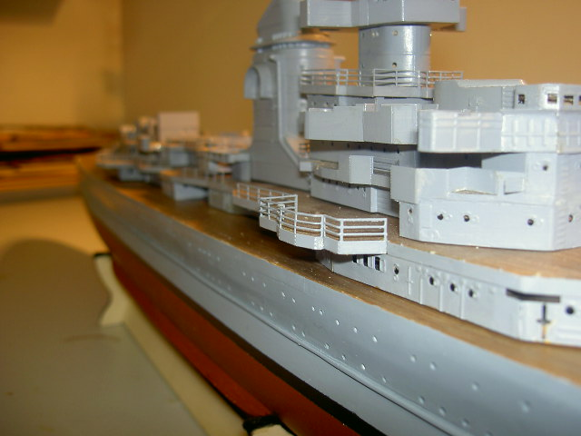 Prinz Eugen 1:200 von Hachette, gebaut von Herbie - Seite 7 Pict3622