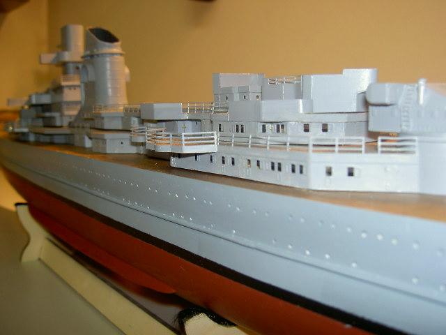 Prinz Eugen 1:200 von Hachette, gebaut von Herbie - Seite 7 Pict3625