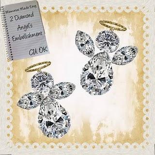 2 Diamond Angels -- CU OK 2-diam11