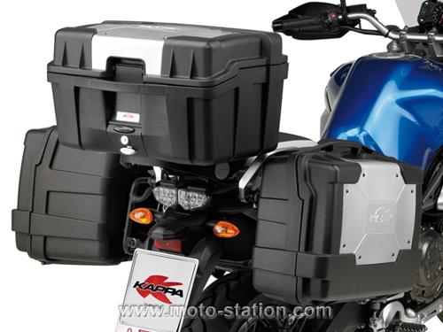 News bagagerie 2011 : Valises Kappa K Garda Valise10