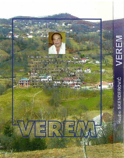 "Roman "" VEREM"" životni mozaik Bihora Knjiga11"