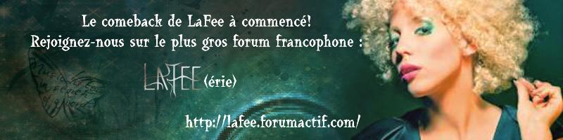 Promotion du nouvel album Lafee_10