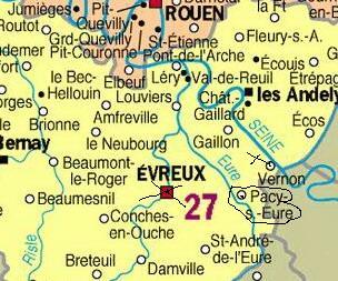 PACY SUR EURE: LE PARIS NORMAND AU COEUR SI TENDRE  Carte_10