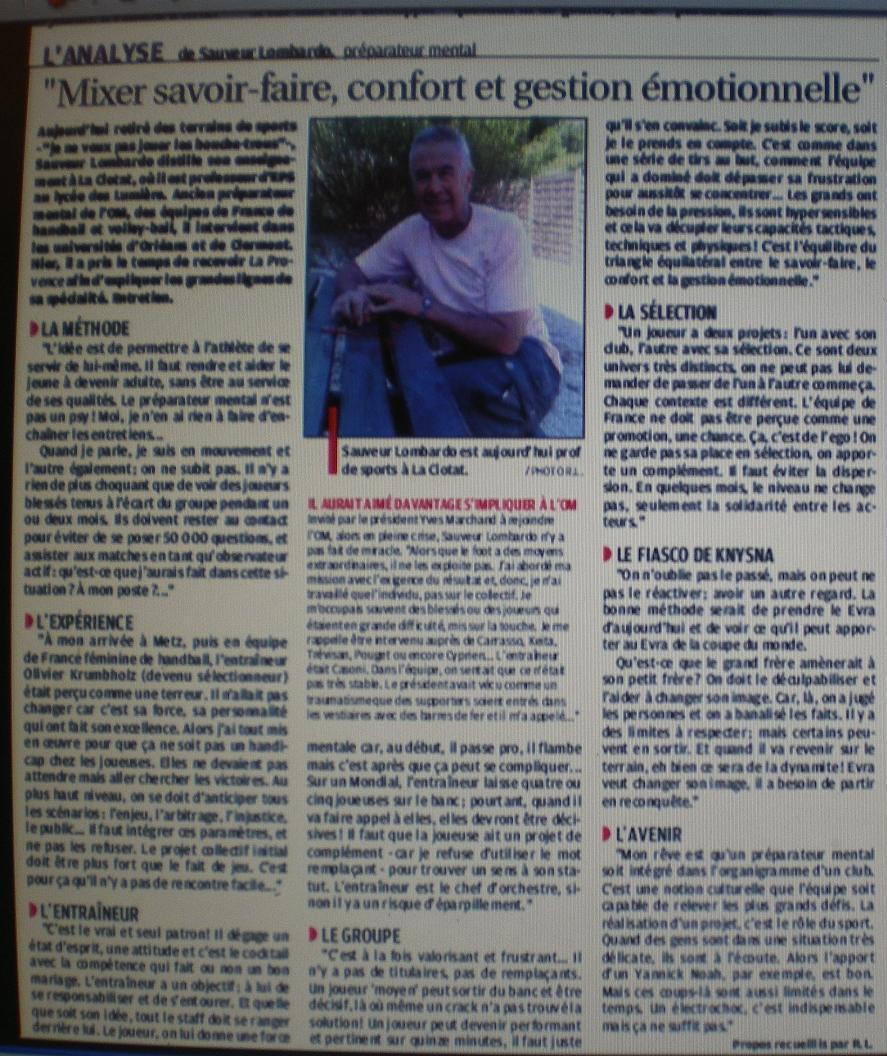 GUY STEPHAN L'ADJOINT ET LE STAFF TECHNIQUE .. Copie_12