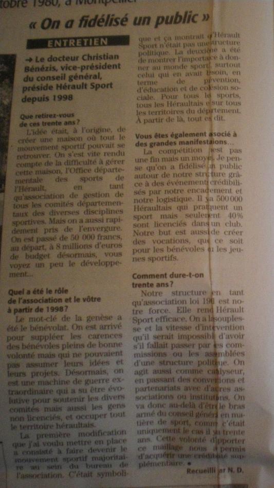 LIGUE et INFOS DIVERSES LANGUEDOC ROUSSILLON Imgp2129
