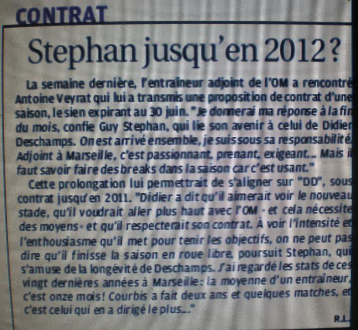 LE STAFF TECHNIQUE OLYMPIEN  - Page 3 Imgp7037