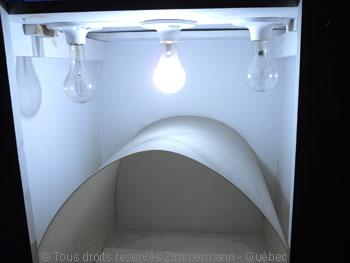 Chambre blanche pour photo de bijoux presque sans ombre portée Chambr12