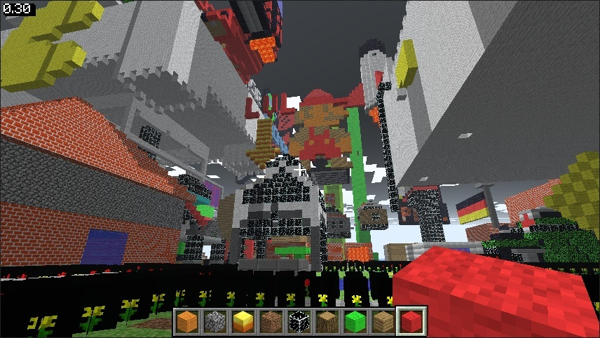 Minecraft Creations Mc510