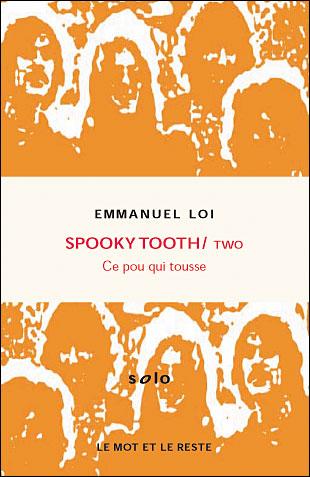 LE POU QUI TOUSSE (Ecrit en 2008) 97829110