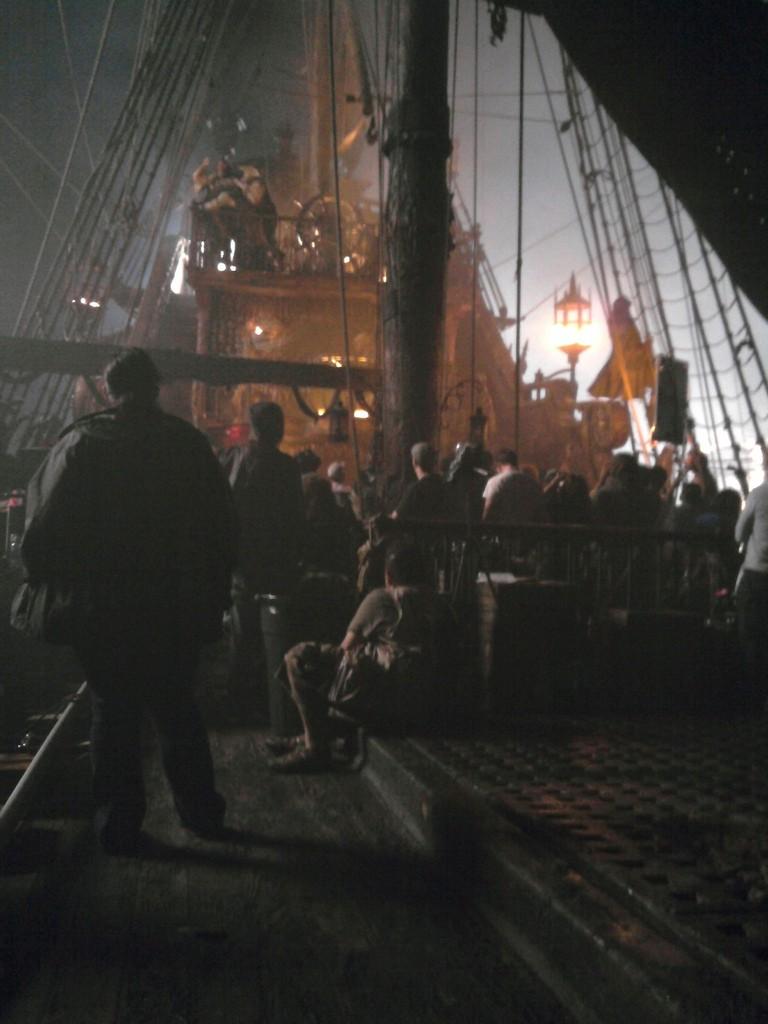 [Disney] Pirates des Caraïbes : La Fontaine de Jouvence (2011) - Sujet de Pré-sortie - Page 18 49626513