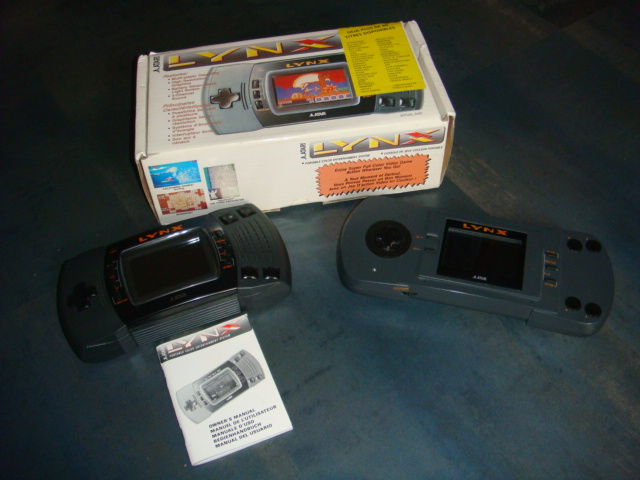 Atari Lynx: console Boudée ?? Dsc02022