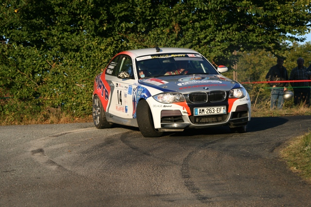 Rallye du Pays de Saint-Yrieix - 18 et 19 Septembre 2010 Rallye24
