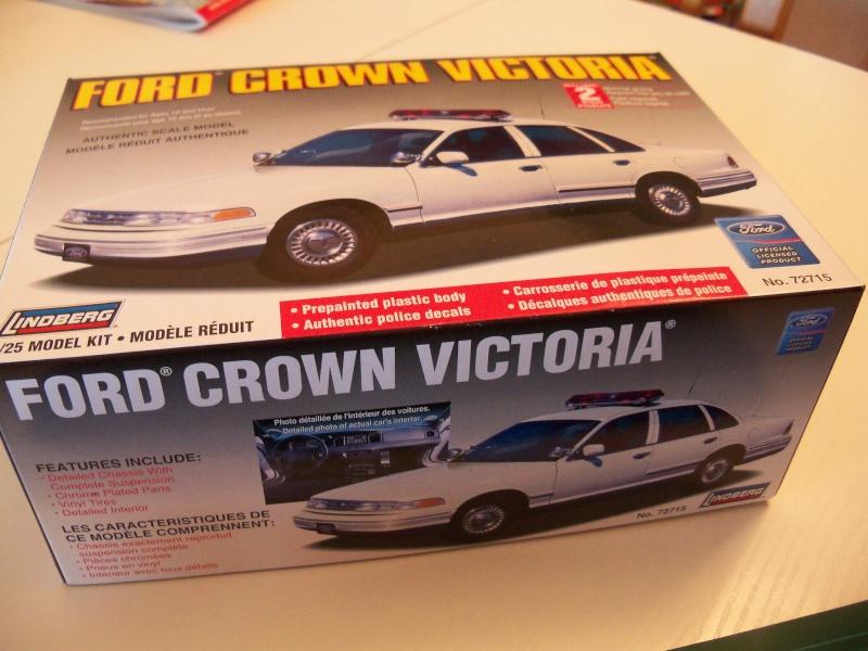 Ford Crown 1:25 von Lindberg 101_0911