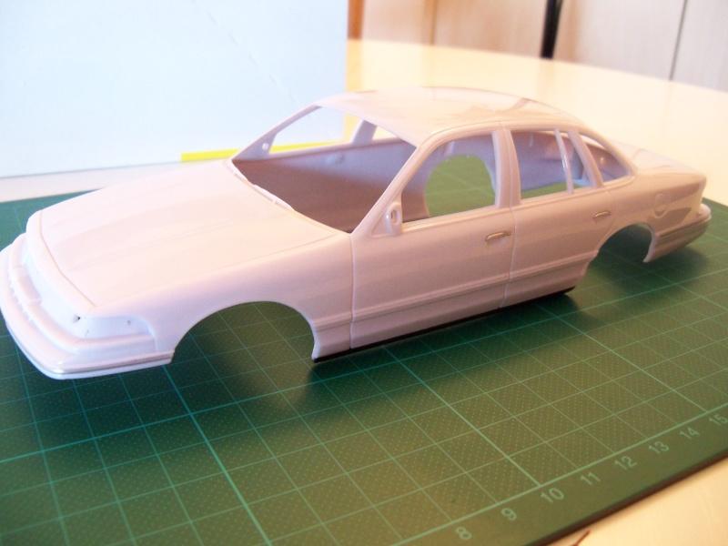 Ford Crown 1:25 von Lindberg 101_0913