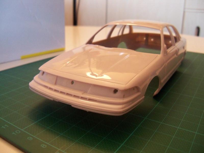 Ford Crown 1:25 von Lindberg 101_0914